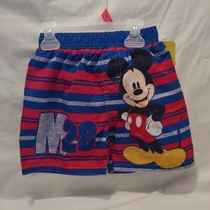 Disney Junior Mickey Swim Trunks